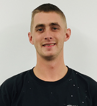 Collin Devereux - Warehouse Manager - Footprint Engineering