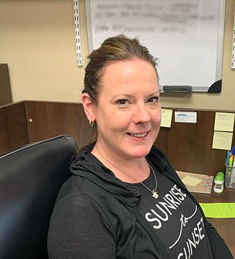 Krystal Phillips - Office Manager - Footprint Engineering